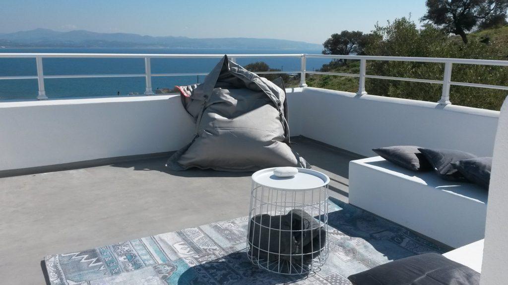 Galini Breeze Studio Roof Deck